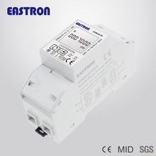 SDM230-BI Single Phase Din Rail Energy Meter, Bi-directional, CE , 100A , , MID, import and export energy measured