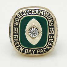 Drop Shipping Sport Jewelry 1965 Green Bay Packers Championship Ring Custom Big Size 11, Custom Championship Rings For Men