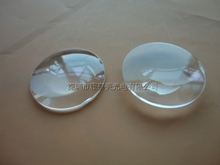 optical LED lens, Diameter 25mm Height 4.6mm Double convex lens,1W 3W 5W Plastic Lens,Projection optical lens