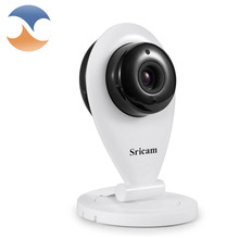 Sricam SP009 Wifi Wireless IP Camera 720P 1.0MP CCTV Security IP Camera Baby Monitor  Motion Detection EU US plug