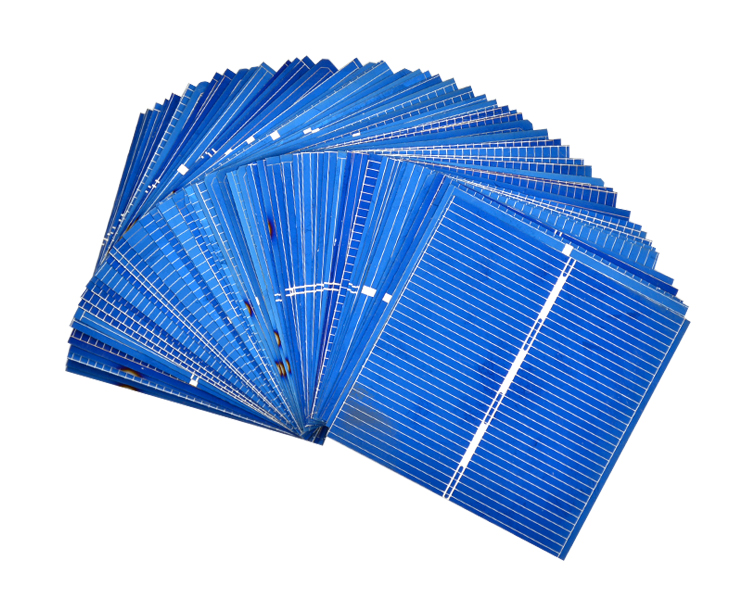 50Pcs Solar Panel China Painel Solar For DIY Solar Cells Polycrystalline Photovoltaic Panel DIY Solar Battery Charger 4