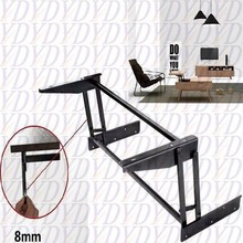 lift up coffee table mechanism  folded furniture hardware table hinge Multi-functional high-tech frame