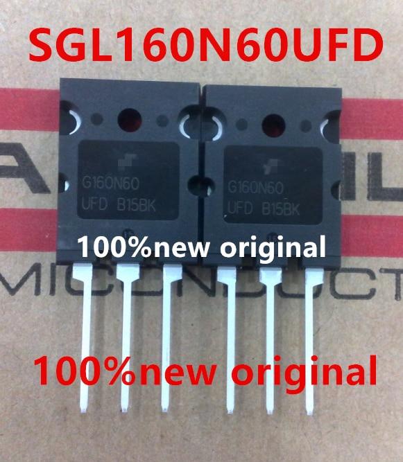 G160N60 SGL160N60UFD  100%new original 160A/600V  5PCS/10PCS <br>