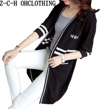 3197 new photos in the long cardigan sweater baseball 63