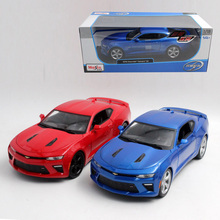 Maisto 1/18 2016 Chevrolet CAMARO SS Diecast Model Car For Adult collection