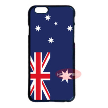 Australia Australian Flag PC Case for LG iPhone 4S 5S 5C 6 6S 7 Plus iPod 5 6 Samsung Note 2 3 4 5 S3 S4 S5 Mini S6 S7 Edge Plus