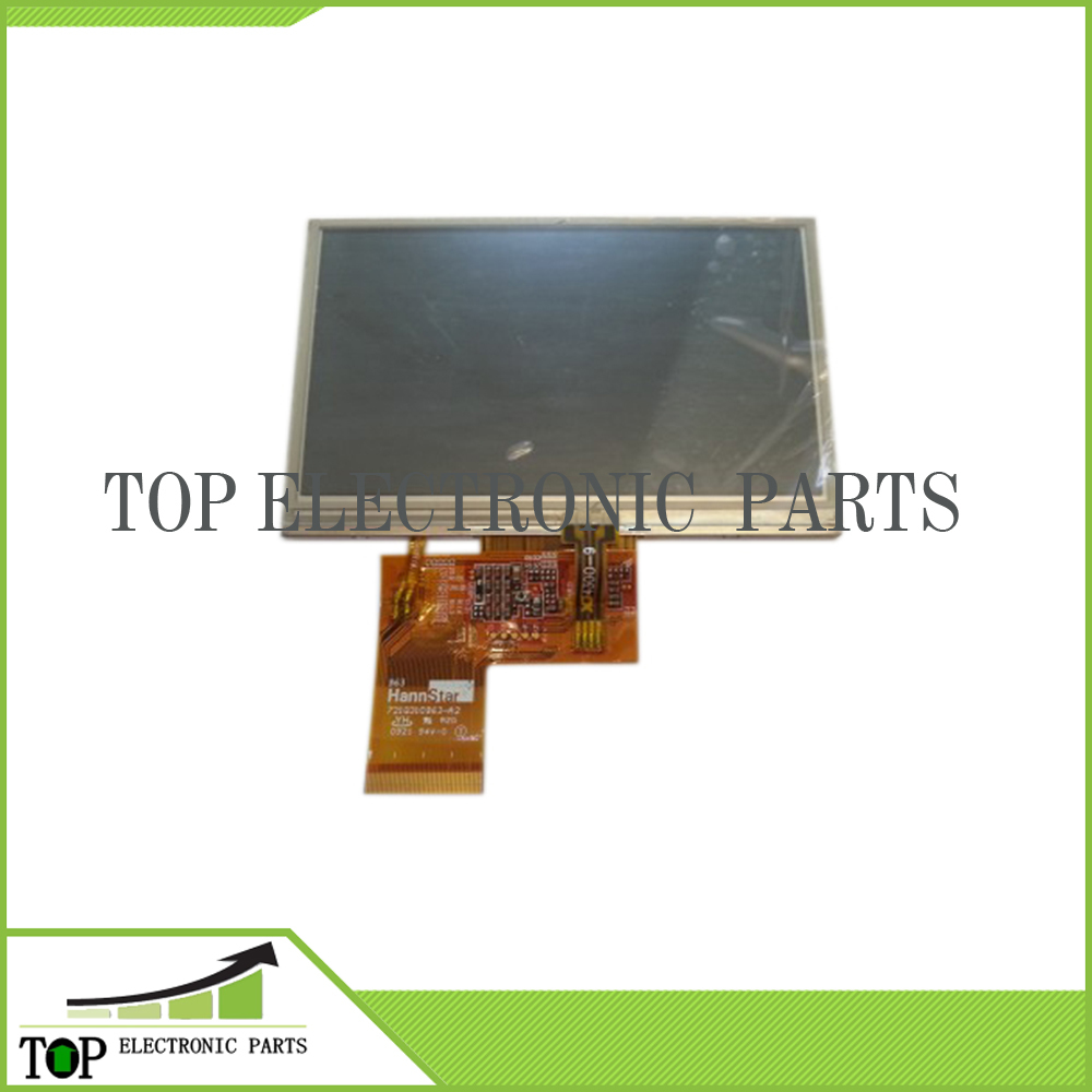 for Snooper S1000 4.3 LCD screen display and Touch Screen Digitizer<br>