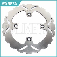 Rear Brake Disc Rotor for kawasaki  ZR 550 Zephyr  ZZR 600 E ZR 7 S ZR550 ZZR600 93 94 95 96 97 98 99 00 01 02 03 04 05 06 07