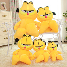 Garfield plush toy doll doll children's birthday gift doll Free Shipping(China)