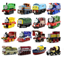 Thomas& Friends-Diecast Metal Train Molly Boat George Annie Thomas And Friends Toy Magnetic Models Toys For Kids Children Gifts