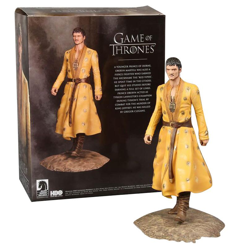 GOT Oberyn Martell PVC Action Figure Collectible Model Toy 8 20cm<br><br>Aliexpress