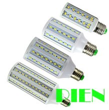 E27 E14 220V Lampara led bombilla 5730 40W 30W 25W 20W 15W 12W 10W 6W corn bulb lamp ampoule B22 360 degree 110V byDHL 50pc - PIEN LED Lighting Factory store
