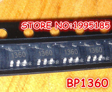20pcs/lot BP1360 1360 SOT23-5 BP1360 LED driver IC(China)