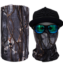 Automotive Gear Balaclavas Seamless Face Mask printed tubular bandana