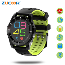 ZUCOOR Smart Watch Relojes Mobile Phone Fitness Watches RB67 Blood Pressure Pulse Monitor Women's Clock For Android Women Reloj(China)