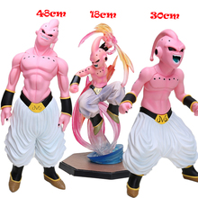 18-48cm Figuarts ZERO Majin Buu PVC Action Figures Dragon Ball Z Super Saiyan Dragonball Z Figures DBZ Esferas Del Dragon Toy