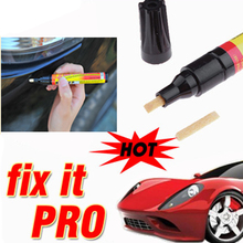 Fix it Pro Clear Car Scratch Repair Remover Pen Simoniz Clear Coat Applicator Portable 2Pcs(China)