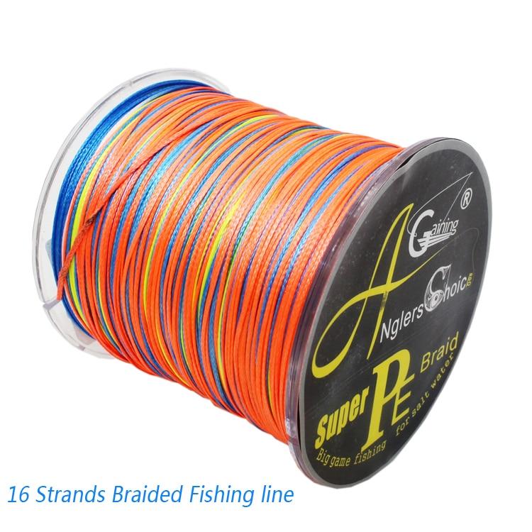2Braided Fishing Line 500m Multifilament PE Braid Line Japanese Top Moss Green Fishing Line Fishing Accessories
