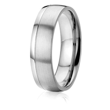 anel masculino Beautiful Design Choices Shop Securely Online gift for men titanium steel wedding band rings(China)