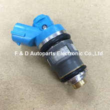 High Quality Fuel Injector Nozzle 2325075070 2320979115 23250-75070 23209-79115 For TOYOTA Hiace 1RZ 2RZ 2.0L Engine Injection N(China)