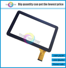 "New 10.1"" inch iRulu Tablet GT101QLT1007 FPC A3LGTP1000 touch screen Touch panel Digitizer Glass Sensor Noting size and color"