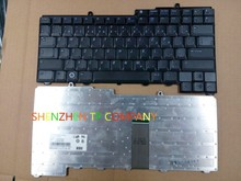 New French keyboard FoR Dell Inspiron 1501 1505 630M 6400 9400 E1405 E1505 E1705 XPS M140 M1710 French Canadian version(China)