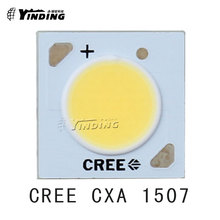 1pcs Cree XLamp CXA 1507 COB 37V Cold Warm Neutral White 15W Hight Power LED Emitter Chip Blub Lamp Light  LED Heatsink