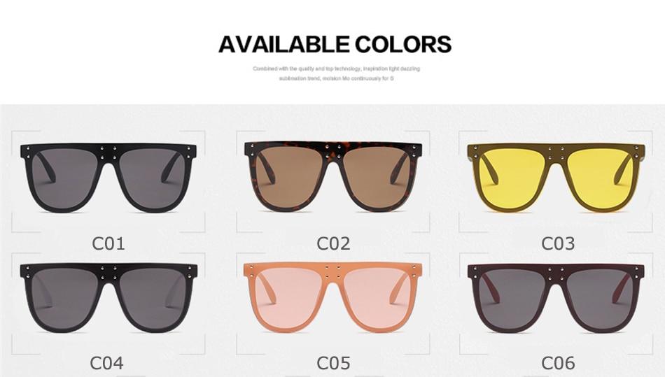Belmon Sunglasses Women Luxury Brand Designer Sun Glasses Big Frame For Ladies UV400 Female Oversized Shades  de RS092