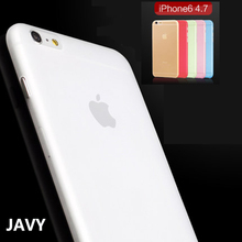 Matte Transparent Ultra-thin 0.3mm Case Cover For iPhone 6 6s 7 PP Protective Cover Skin Shell For Apple iPhone 6 / 7 Plus 5.5(China)
