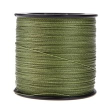 Dyneema strong fishing line PE braid 4 Guidelines (green)(China)