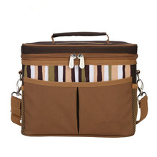 suitcase high-end large-thick insulation bags w / car refrigerator ice bag storage bag / Family Picnic Shoulder Messenger bags