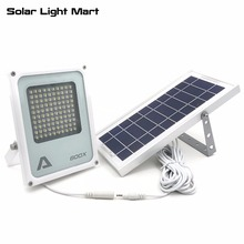 Alpha 600X Outdoor Waterproof 3 Power Modes 5m Cable Automatic Solar Powered LED Flood Lamp Security Light for Garden Yard Wall