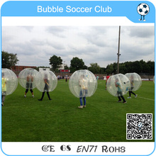 Wholesale 6 pcs(3 Red +3 Blue+1 Pump)  Factory Price Human 1.2m Inflatable Bumper Ball, Bubble Soccer, Bubble Football For Sale