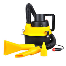Car Vacuum Cleaner Wet & Dry Cleaner Handheld Car Auto Truck Vacuum Cleaner DC 12V Car-Styling