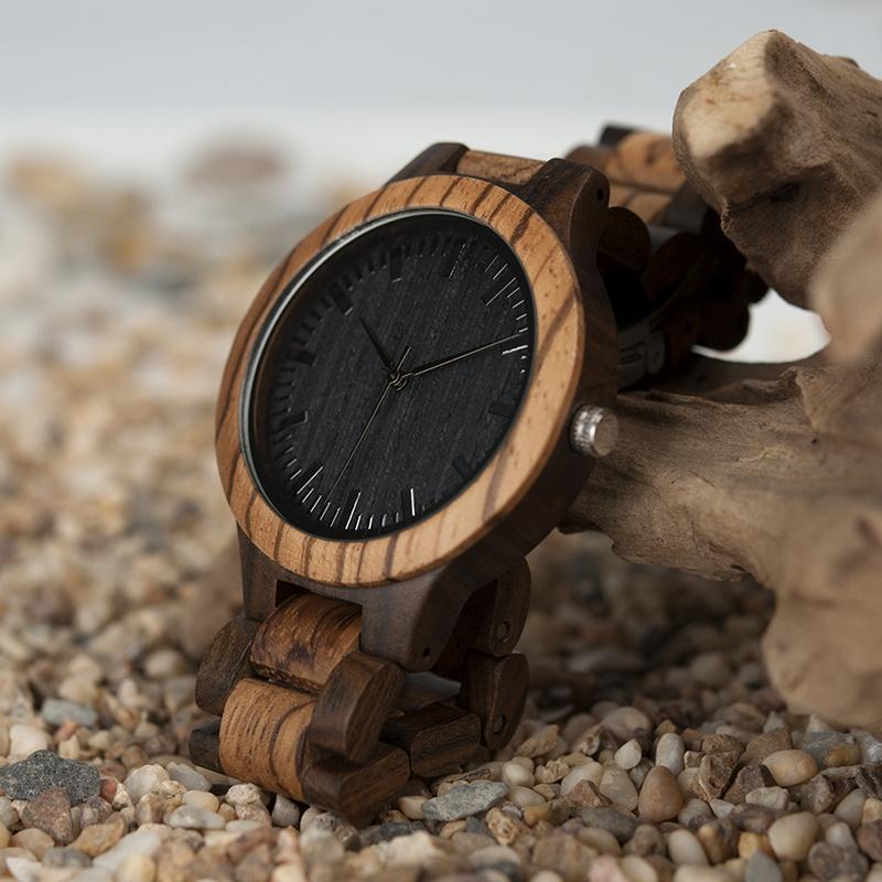 wooden wristwatches bobo bird fashion style gifts watch  (10)
