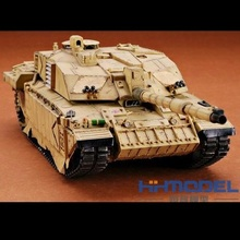 Trumpeter Tank Model Toys: British Challenger 2 MBT 1:35 Assembled Model No Need Russian Language Easy Assembled Best Gifts