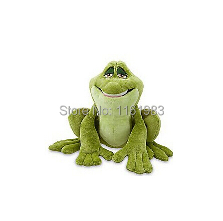 The Princess and the Frog Prince Naveen 26cm Plush Frog Doll<br><br>Aliexpress