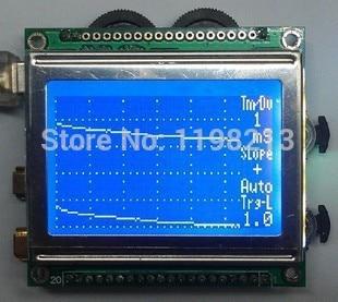 DSO150 Digital Scope Oscilliscope KIts AVR Core with probe<br><br>Aliexpress