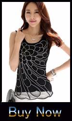HTB1.BK7SFXXXXX2XVXXq6xXFXXXp - New Women Chiffon blouse Flower long sleeved Casual shirt