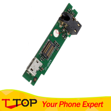 Micro USB Dock Connector For Lenovo IdeaTab A2107 USB Charging Port Flex Cable 10PCS/Lot(China)