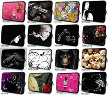 "ePacket to USA Computer Accessories Neoprene Laptop Bag Cases Notebook Sleeve 12"",13"",14"" ,15"" &17"" Inch 13.3 Tablet PC Cover"