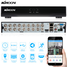 KKmoon 16 Channel 960H D1 CCTV DVR Recorder Network Standalone H.264 HDMI Real Time Digital Video Recorder For Security System(China)