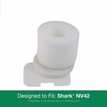 Shark NV42 Foam & Felt Vacuum Filter Kit. Designed to Replace Shark Part # XFF36.