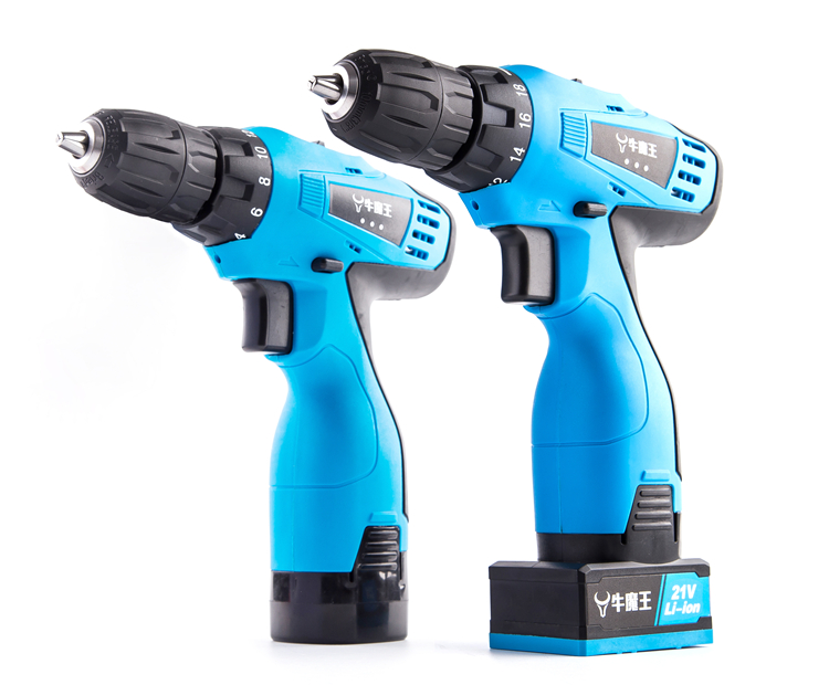 16.8V/21V Lithium Battery Electric Screwdriver hand precision Charging Drill bit Cordless drill Torque drill Power Tools<br>
