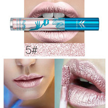 Recommend Liquid lipstick 12 color lipgloss best quality create your own brand lip gloss chinese wholesale lip gloss(China)