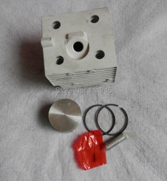 CYLINDER KIT 46MM FOR TRIMMER BR380 BR400 BR420 SR420 BRUSH CUTTER LEAF BLOWER  ZYLINDER  PISTON ASSY  REPL.  P/N 4203 020 1201<br>