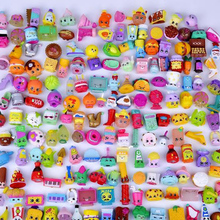 30/40/50/60pcs Fruit Doll Shop Family Kins Action Figures Mixed Seasons Many Style Playing Toys Kids Christmas Gift(China)