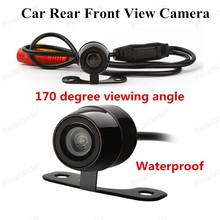 best selling Car Rear Front View Camera 170 degree view angle Reverse Camera waterproof and dustproof