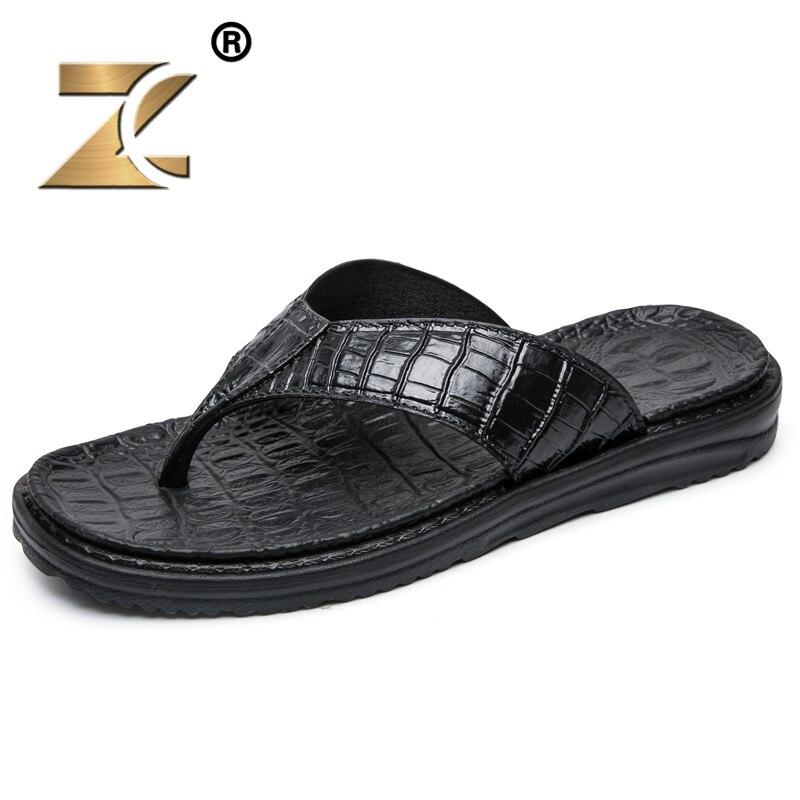 Z 2017 New Arrival Brand Snake Men Beach Sandals Top Quality Black Designer Sandals Durable Silicagel Flip Flops Men Size 40-45<br><br>Aliexpress