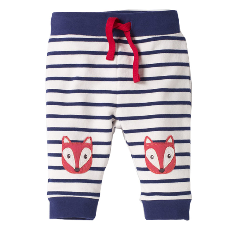 Erinevate mustritega mugavad poise püksid